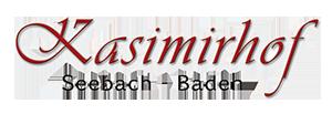 Ferienwohnungen Kasimirhof Seebach Hornisgrinde Logo