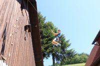 Kletterwand für Kinder und Jugendliche