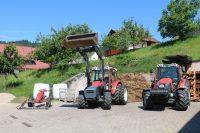 Bergbauerntechnik zum anfassen